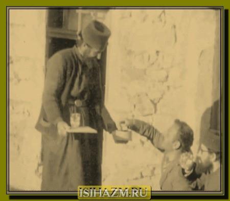 Паисий Святогорец фото периода жизни на Синае до 1964 года