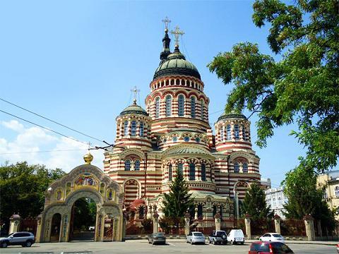 Благовещенский кафедральный собор, Харьков