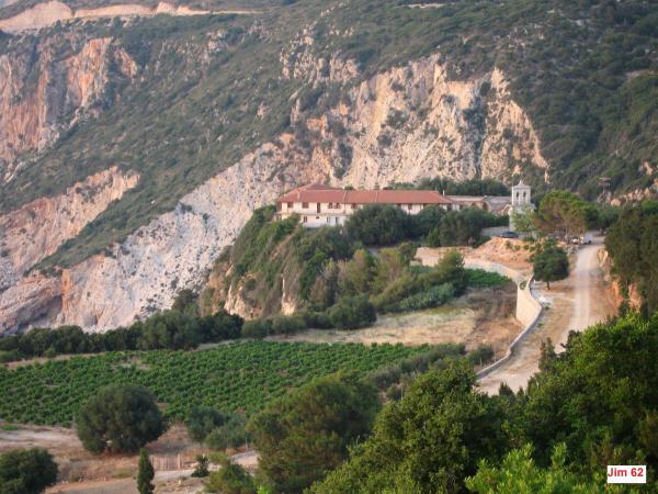 Монастырь Кипуреон, о. Кефалония, Греция