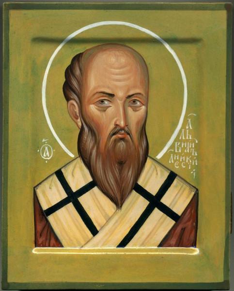 Священномученик Альвиан Анейский, епископ