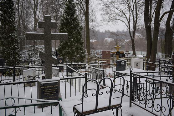 27 июня 2010 года на месте алтаря Георгиевского храма установлен поклонный крест