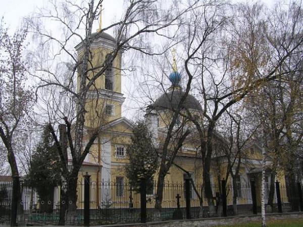 Церковь Космы и Дамиана - Королев (Болшево) - Пушкинский район, г. Королев
