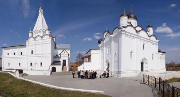 Введенский Владычный монастырь - Серпухов