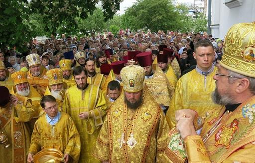 прославление в лице местночтимых святых святителя Илариона (Юшенова) 4