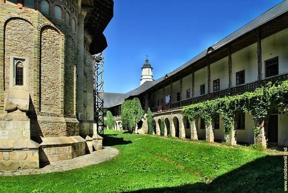 монастырь Нямц 1, Румыния