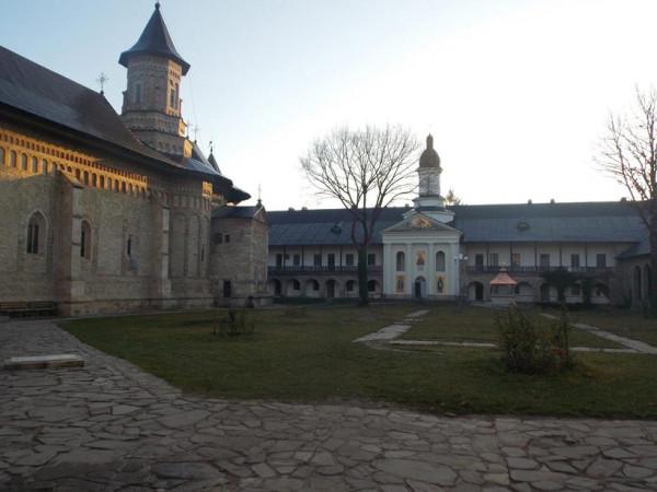 монастырь Нямц, Румыния