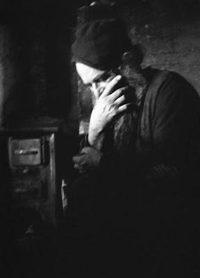 Святая Гора Афон, старец Аввакум, фото монаха Гавриила