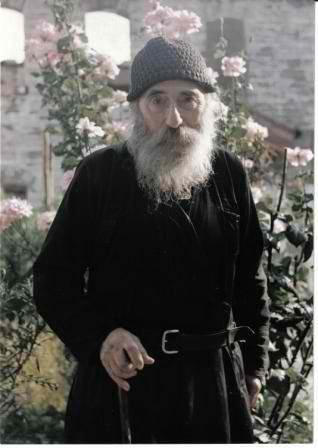 Отец Енох, Румын из Кареи