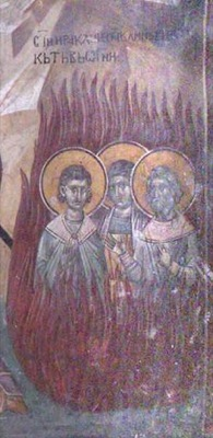 Мученики Ираклий, Павлин и Венедим