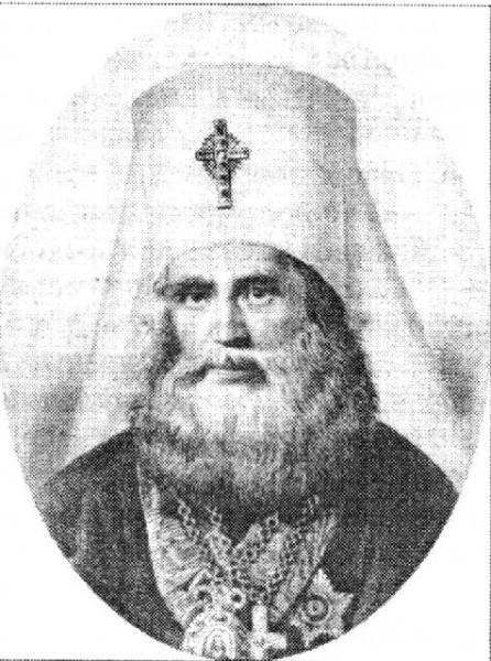 Преподобный Макарий (Глухарев), Алтайский, архимандрит