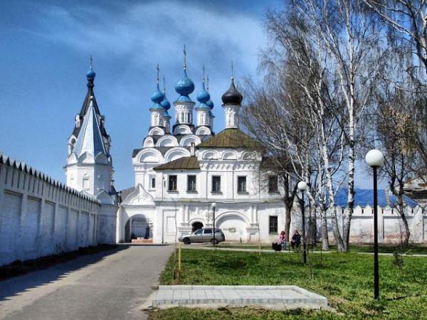 Благовещенский мужской монастырь - Муром