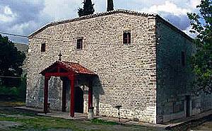 Монастырь во имя святого мученика Иоанна-Владимира, Албания
