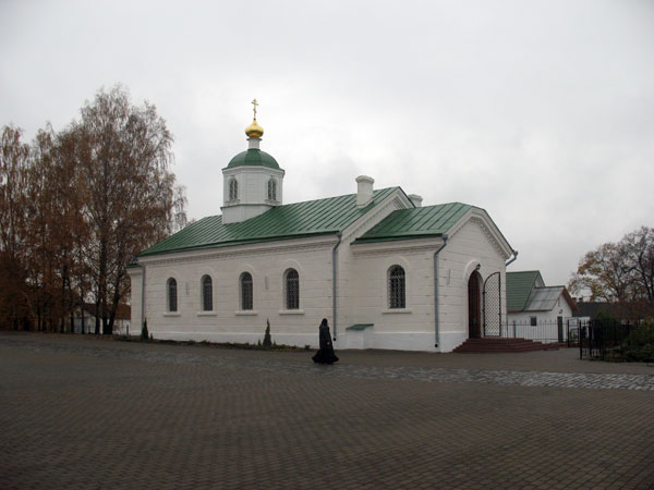 Евфросиниевский храм Полоцкого Спасо-Евфросиниевского монастыря