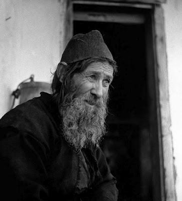 Старец Петр Афонитис. Фото монаха Харитона Карульского