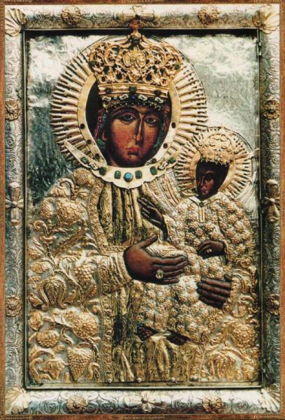 Икона Богородицы «Животодательница»