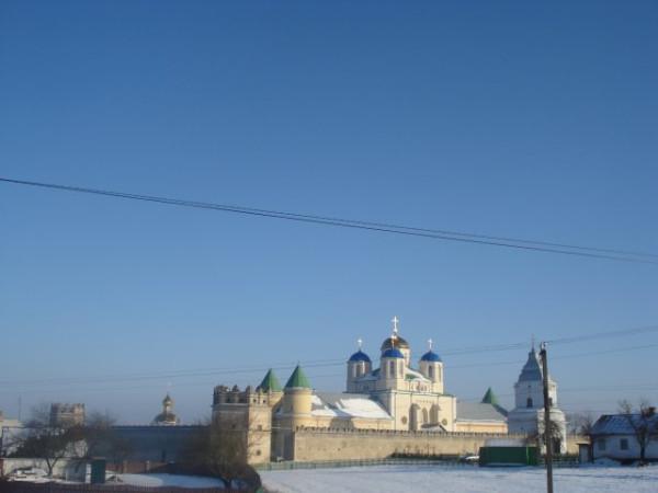 свято-троицкий межерицкий мужской монастырь