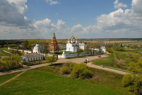 Ферапонтов Лужецкий Можайский монастырь - Можайск