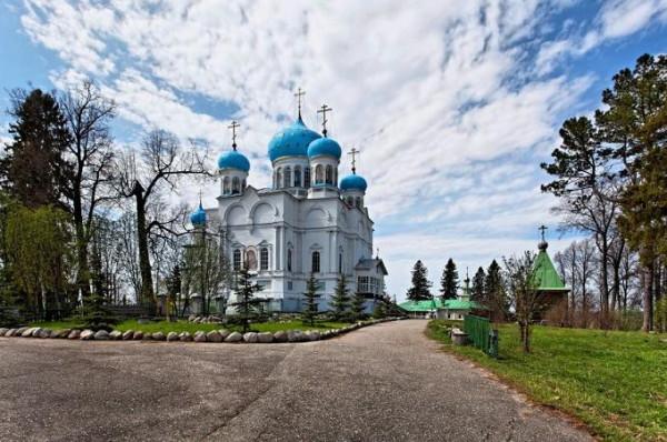 Авраамиево-Городецкий монастырь - Ножкино - Чухломский район - Костромская область
