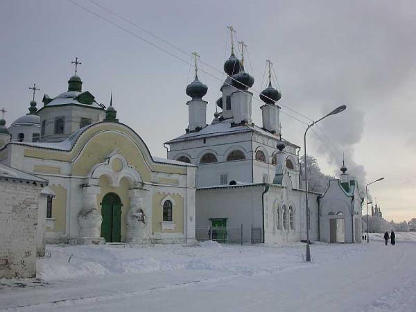 Собор Иоанна Устюжского на Соборном дворище - Великий Устюг