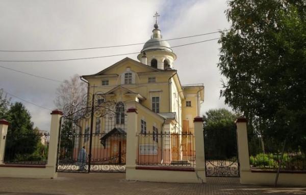 Кафедральный собор Рождества Пресвятой Богородицы - Вологда