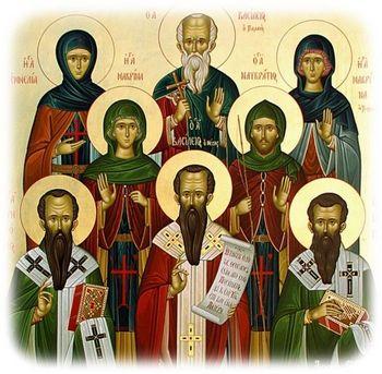 святое семейство великих каппадокийцев