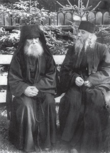 старцы Клеопа Илие и Паисий Олару