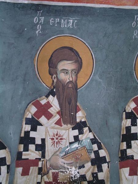 Апостол от 70-ти Ерм (Ермий) Далматский, епископ