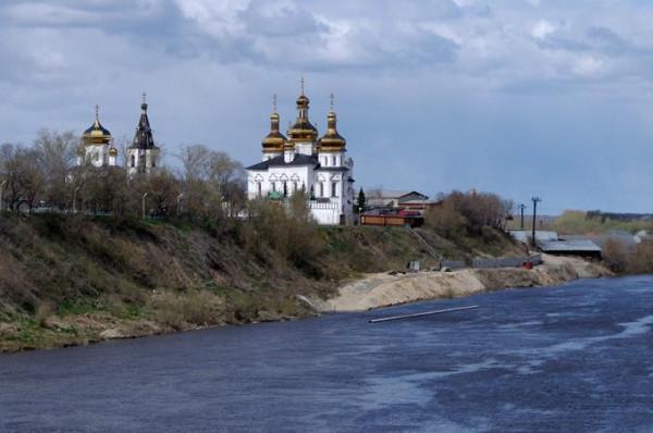 Троицкий мужской монастырь - Тюмень