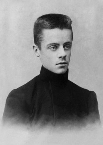 мч. Борис Орнатский, 1918
