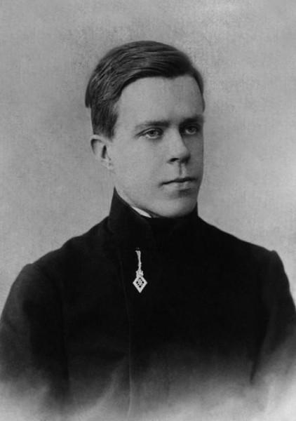мч. Николай Орнатский, 1918