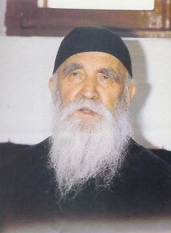 Элладская Православная Церковь и сопротивление немецкой оккупации старец Филофей Зервакос