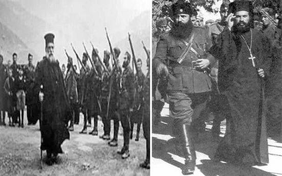 Элладская Православная Церковь и сопротивление немецкой оккупации 1