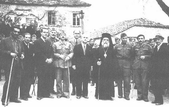 Элладская Православная Церковь и сопротивление немецкой оккупации 2