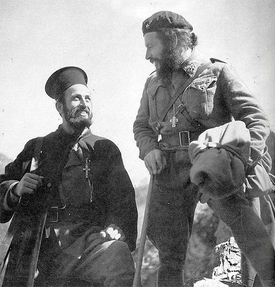 Элладская Православная Церковь и сопротивление немецкой оккупации 3
