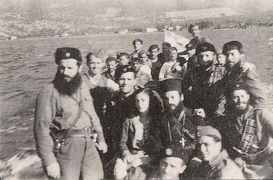 Элладская Православная Церковь и сопротивление немецкой оккупации 4