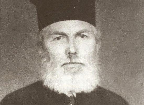 Элладская Православная Церковь и сопротивление немецкой оккупации Папа-Валис 1