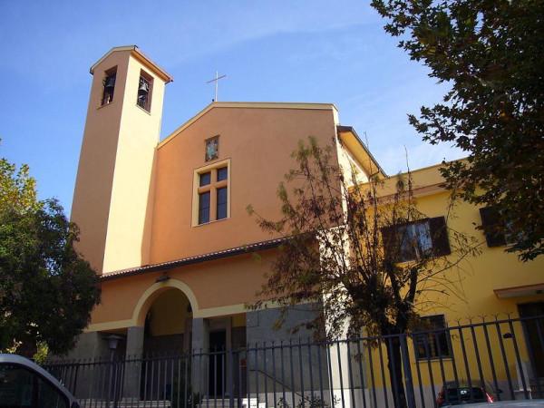Церковь св. Иустина в квартале Алессандрино (Рим)