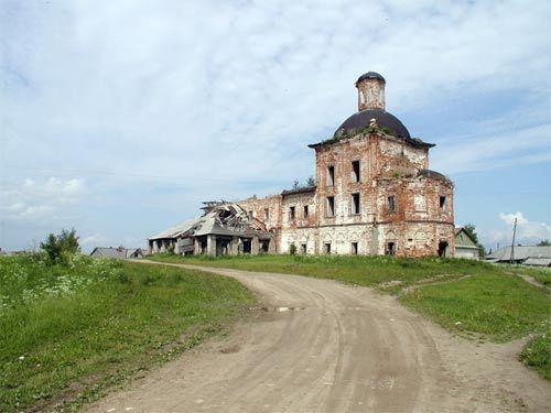 Дионисиево-Глушицкий (Сосновецкий) монастырь, современное состояние