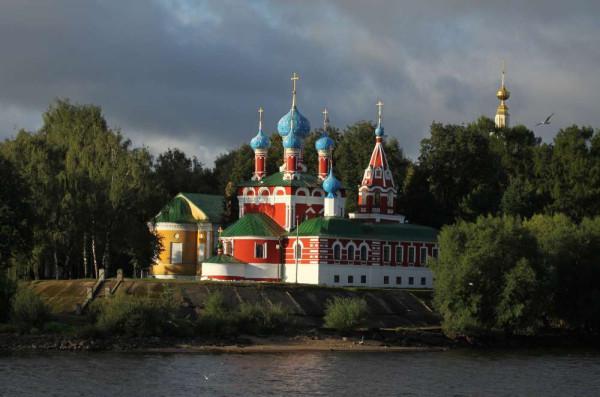 Церковь Димитрия царевича на крови - Углич