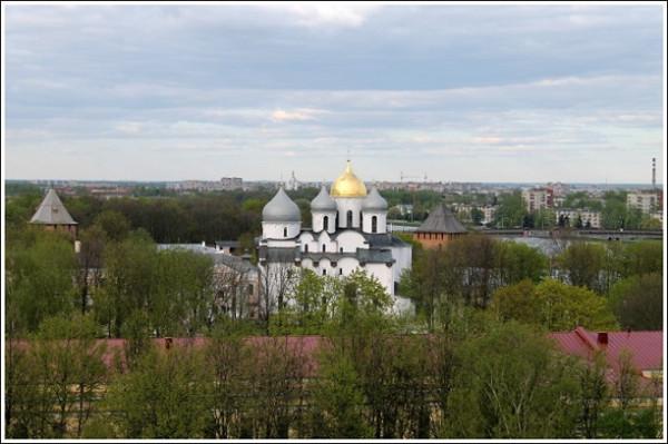 Собор Софии Премудрости Божией - Великий Новгород
