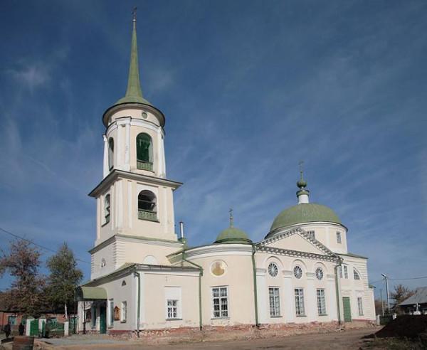 Собор Благовещения Пресвятой Богородицы - Козельск