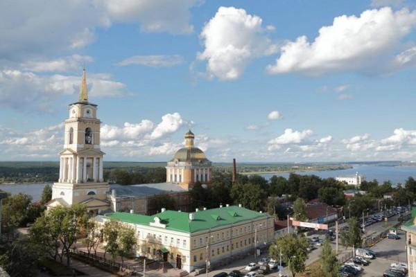 Собор Спаса Преображения - Пермь