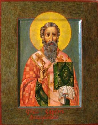 Преподобный Ефрем Антиохийский, патриарх