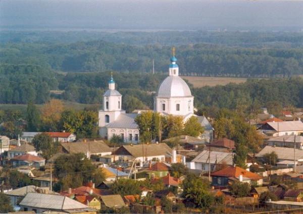 Урюпинск, Церковь Покрова Пресвятой Богородицы