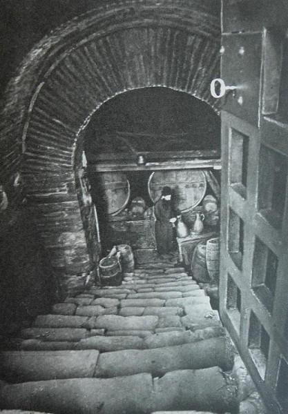 Винные погреба монастыря Хиландар 3