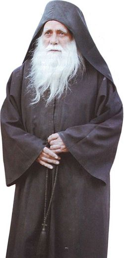 Старец  Иулиан (Лазар) 2