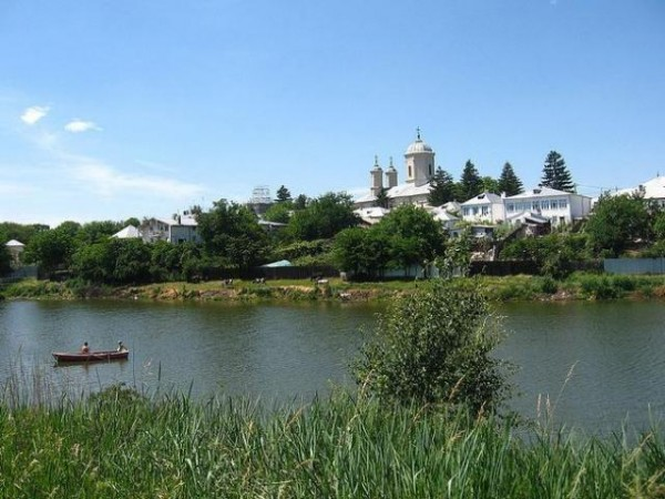 Монастырь (Пасэря), Румыния 1