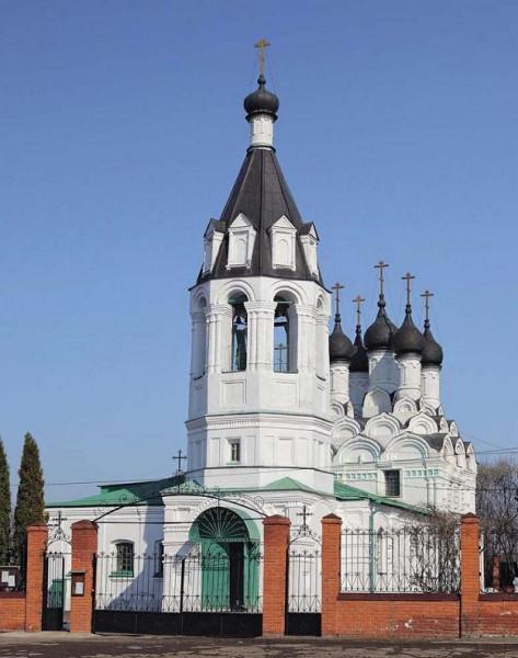 Знаменский храм (село Кузьминское)