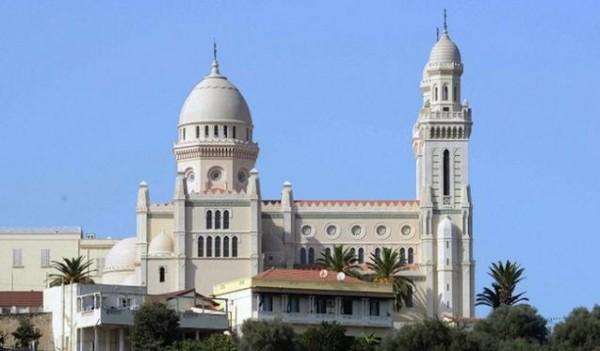 базилика святого Августина, Аннаба, Алжир