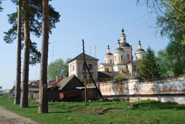 Свято-Успенский Вышинский женский монастырь